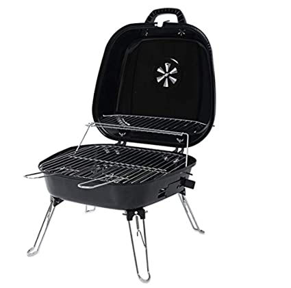 Amazon.com: Makang - Parrilla de carbón plegable portátil ...
