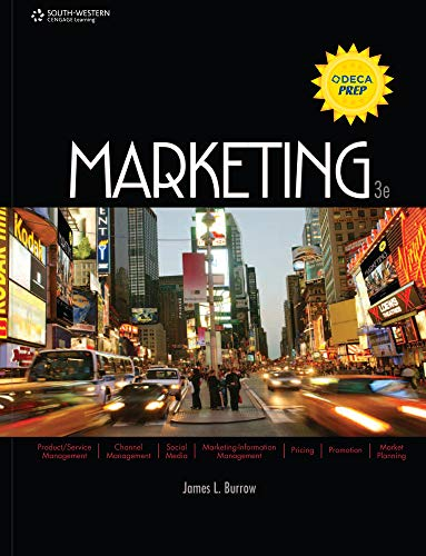 Marketing, Copyright Update (Marketing Titles from Burrow)