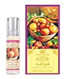 Al-Rehab is Middle East's leading perfume manufacturer which creates fine traditional Arabian and oriental perfumes. High quality exotic long longer lasting and is free from alcohol. Comes in a 6ml (.2 Ounce) roll-on vials makes it easy to an...