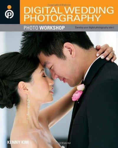 Digital Wedding Photography Photo Workshop by Kim, Kenny (May 24, 2011) Paperback