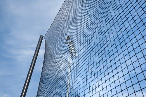 #36 Baseball Backstop 12'x14' Nets of America