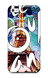 TYH - Hot High Quality Le Tour De France Skin Case Cover Specially Designed For Iphone - 4/4s 4K44 phone case