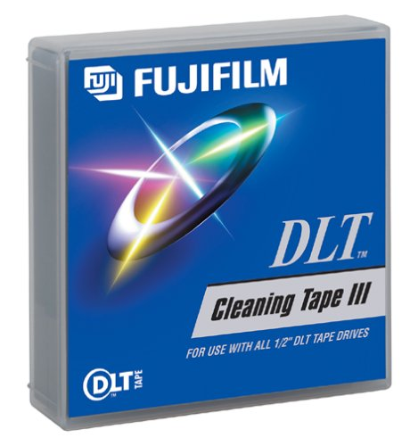 Fujifilm DLT Cleaning Cartridge (1-Pack) by Fuji
