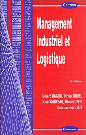 E.B.O.O.K Management industriel et logistique [P.D.F]