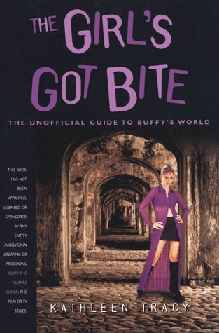 book cover of The Girl\'s Got Bite
