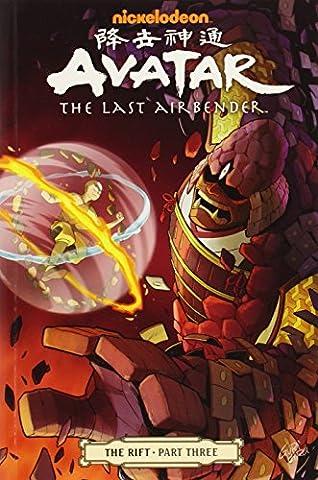 Avatar: The Last Airbender - The Rift Part 3 (Art Avatar)