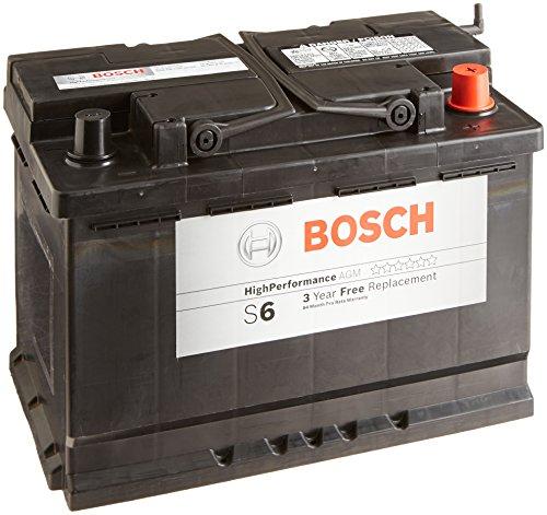Bosch S6585b S6 Flat Plate Agm Battery Buy Online In Qatar