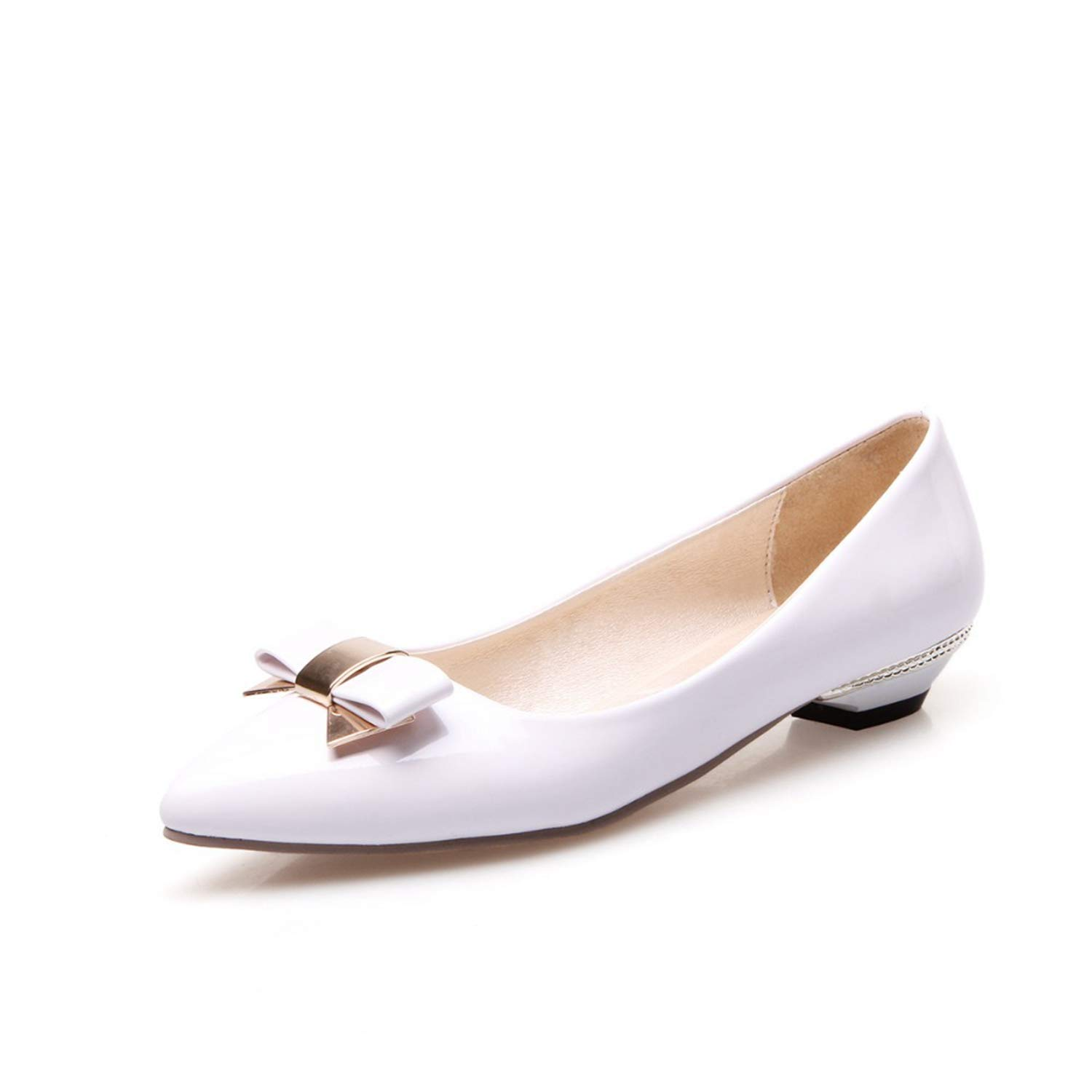 Michael Palmer 3 Colors Popular Women Flats Pointed Toe Causal Concise Flats Comfortable Shoes Woman Plus US Size 3-10