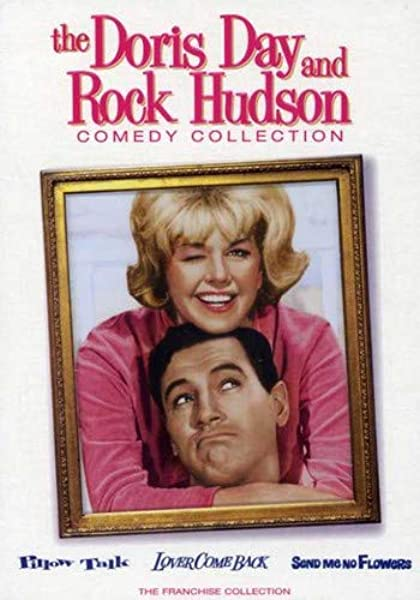 Amazon Com The Doris Day And Rock Hudson Comedy Collection Pillow Talk Lover Come Back Send Me No Flowers Doris Day Rock Hudson Paul Lynde Tony Randall Movies Tv