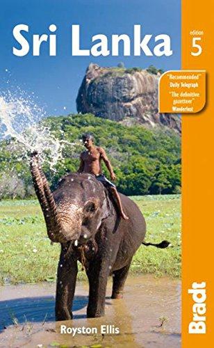 book cover of Sri Lanka