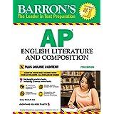 Barron's AP English Literature and Composition with Online Tests (Barron's Ap English Literture and Composition)