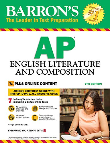 Barron's AP English Literature a...