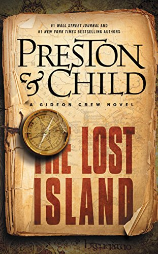 lost island preston child - 1