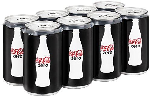Coca Cola 049000252385 Zero 7 5 Pack