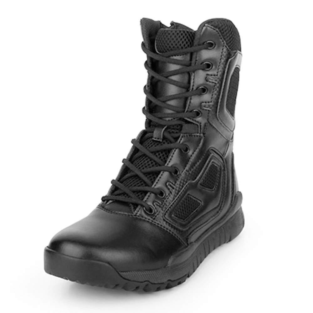 Cy Herren Kampfstiefel Tactical Stiefel Camping Wandern Hohe Tops Trainingsschuhe Für Männer Atmungsaktive Lace Ups Desert Stiefel Militärstiefel