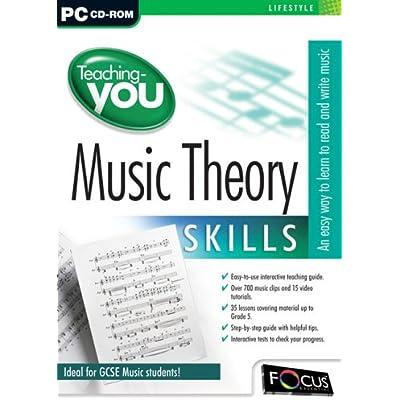 Teaching-you Music Theory Skills