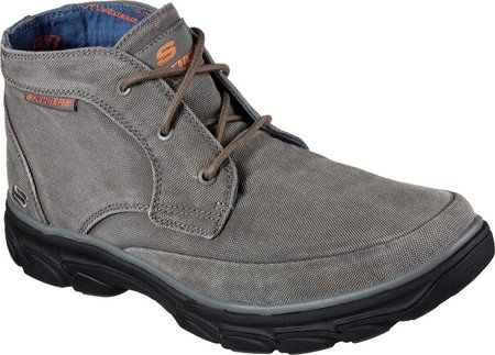 b8f4c90b7b69f9 Skechers Men s Relaxed Fit Resment Tavos Ankle Boot Olive Size 7 M ...