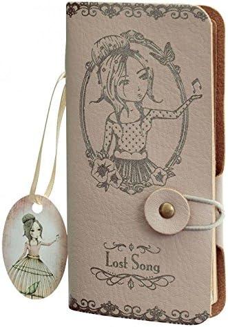 Pocket PU-Notebook-Lost Song, Santoro's Mirabelle