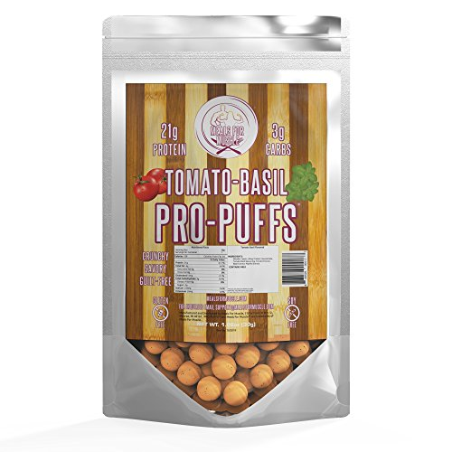 Meals For Muscle Pro-Puffs™ – Tomato Basil