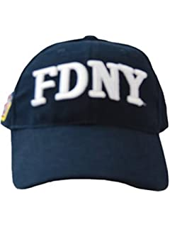 105f579b10a Amazon.com  FDNY Baseball Cap Hat Officially Licensed by The New ...