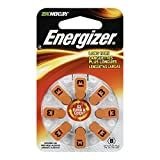Energizer Size 13 Mercury-Free Hearing Aid Batteries, 8pk - Buy Packs and SAVE (Pack of 4)