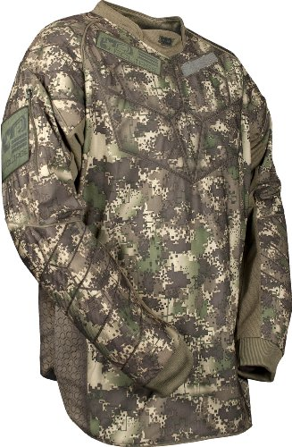 (Planet Eclipse HDE Jersey - Camo - Large)