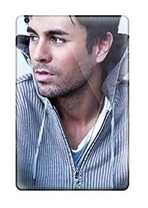 Fashionable RDqXuFh4935VsPNs Ipad Mini/mini 2 Case Cover For Enrique Iglesias Protective Case