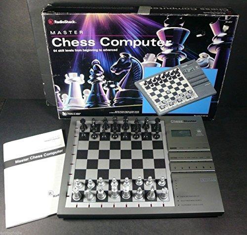 (Chess Computer: Master 60-2217)