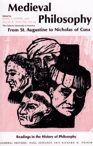Medieval Philosophy: From St. Augustine to Nicholas of Cusa (Readings in the History of Philosophy)