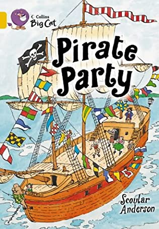 book cover of Pirate Party
