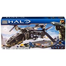 Megabloks Halo UNSC Falcon with Landing Pad 96940U parallel import goods