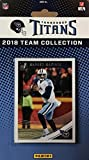 Tennessee Titans 2018 Donruss Factory Sealed NFL Football Complete Mint 14 Card Team Set with Marcus Mariota, Earl Campbell and 3 Rookie Cards including Harold Landry and Luke Falk