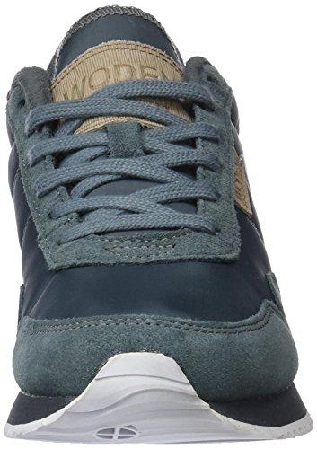 Sneaker 051 II Grey Nora Donna Woden Grigio Dark qg1aH1