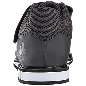 adidas Originals Men's Powerlift.3.1 Cross-Trainer Shoes, Utility Black/Black/White, (10 M US)