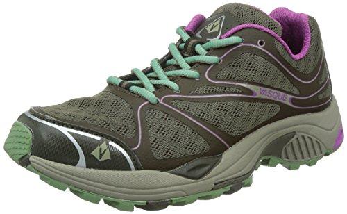 Vasque Women's Pendulum II Trailing Running Shoe, Black Olive/Meadow Mauve, 7.5 M US