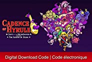 Cadence of Hyrule: Crypt of the NecroDancer Featuring the Legend of Zelda Standard - Switch [Digital Code]