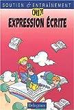 Cahier d'expression écrite, CM1