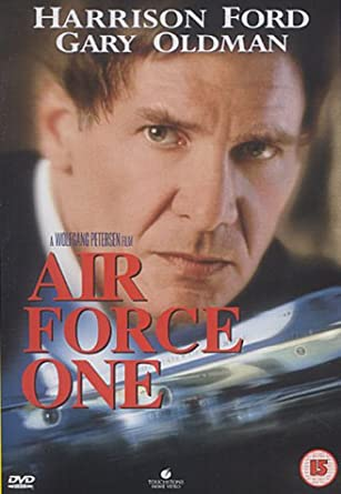 Air Force One Dvd 1997 Amazon Co Uk Harrison Ford