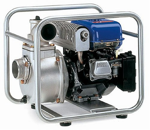 Yamaha 3-Inch 15,600 GPH Water Pump #YP30G by Yamaha