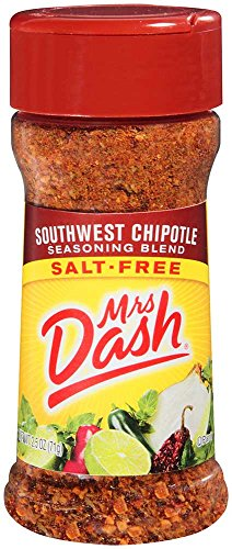 Mrs. Dash Southwest Chipotle Seasoning - 2.5 oz. jar, 12 per case by PRECISION FOODS INC