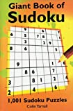 Giant Book of Sudoku, Colin Yarnall, 1554072255