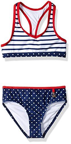 ab496f2e86704 Galleon - Jantzen Big Girls  ST Tropez Bikini