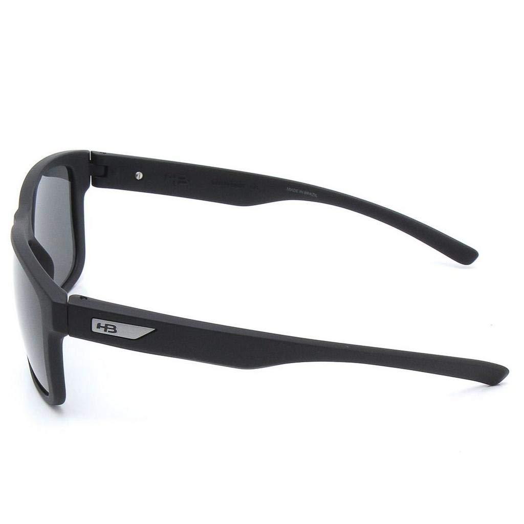 Óculos de Sol Hb H-bomb 90112001a0   55 Preto Fosco Polarizado   Amazon.com.br  Amazon Moda 3243befa9d