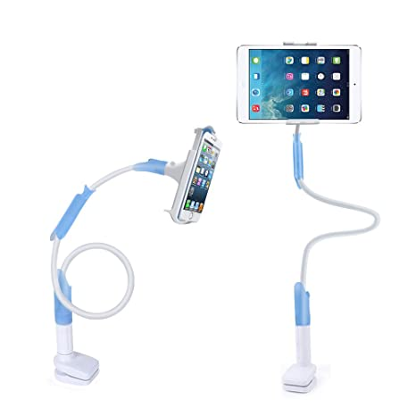 iCozzier Estable Soporte Perezoso, para la Mayoría Teléfono Móvil, Tablet Ipad/Longitud de
