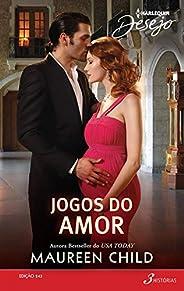 Jogos do amor (Harlequin Desejo Livro 243)