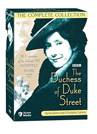 Amazoncom The Duchess Of Duke Street The Complete Collection