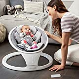 Munchkin Bluetooth Enabled Lightweight Baby Swing