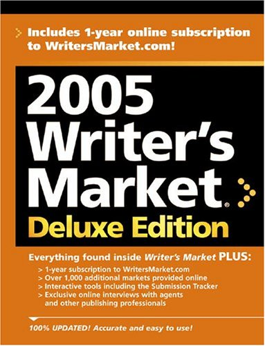 2005 Writer's Market Deluxe Edition (Writers Market)