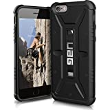 UAG iPhone 6/iPhone 6s Feather-Light Composite [BLACK] Military Drop Tested Phone Case