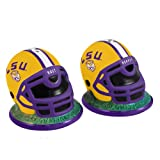 The Memory Company NCAA Louisiana State University Helmet Salt and Pepper Shakers